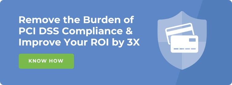 PCI DSS compliance burden
