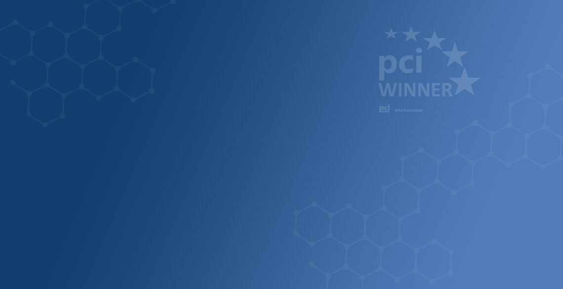 Advantio is PCI Award of Excellence winner