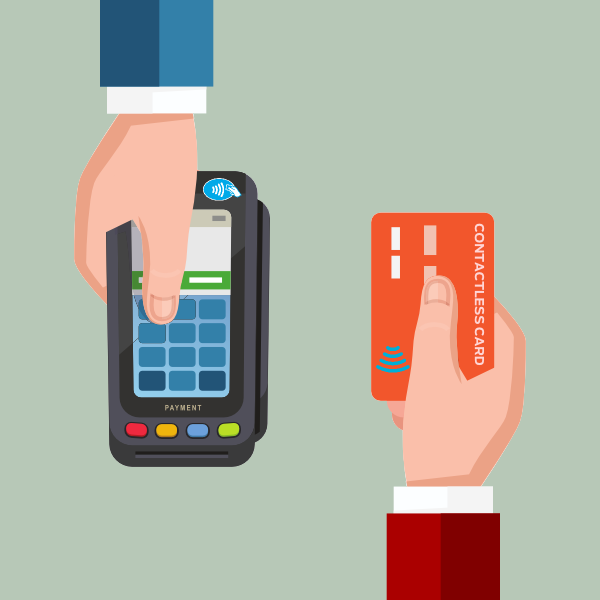 Smart payments with contactless payment cards