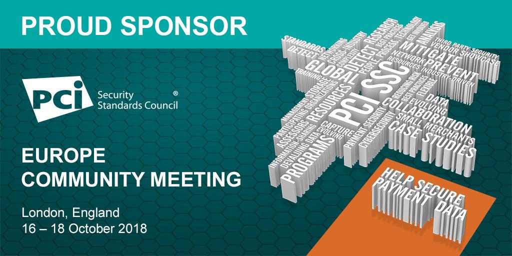 Conozca a Advantio en la Reunión de la Comunidad Europea 2018