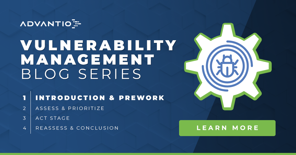 Vulnerability Management: Introduction & Prework