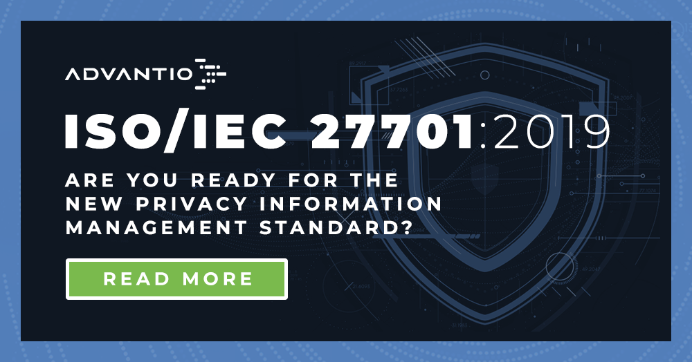 ISO/IEC 27701:2019: Are you ready for the new privacy information management standard?