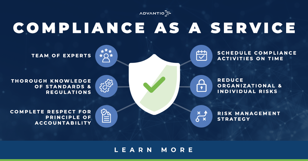 Compliance as a service (CaaS)