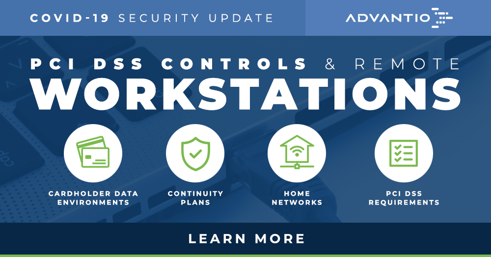 PCI DSS controls applicable to workstations that connect remotely to the CDE