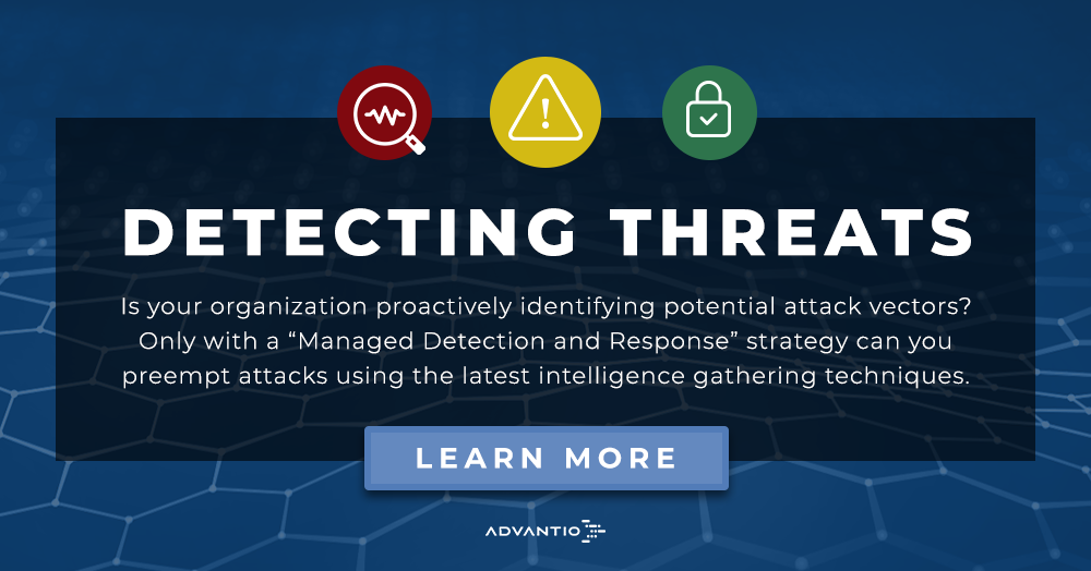 Threats Detection and Response in today's Cyber Security Landscape