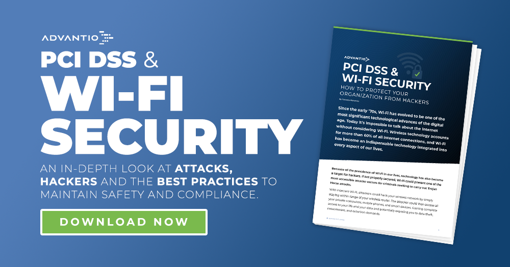 PCI DSS and Wi-Fi security: how to protect your organization from hackers