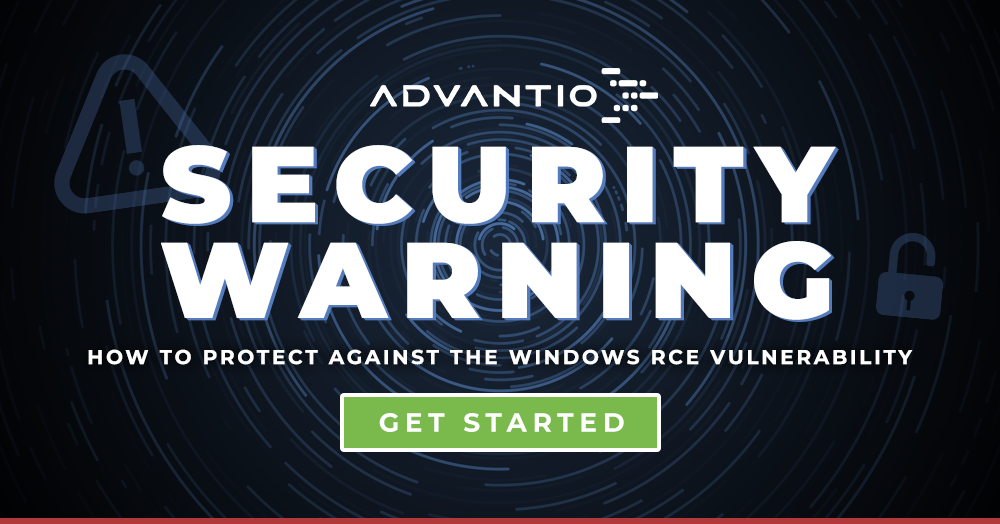How to protect against the Windows RCE Vulnerability