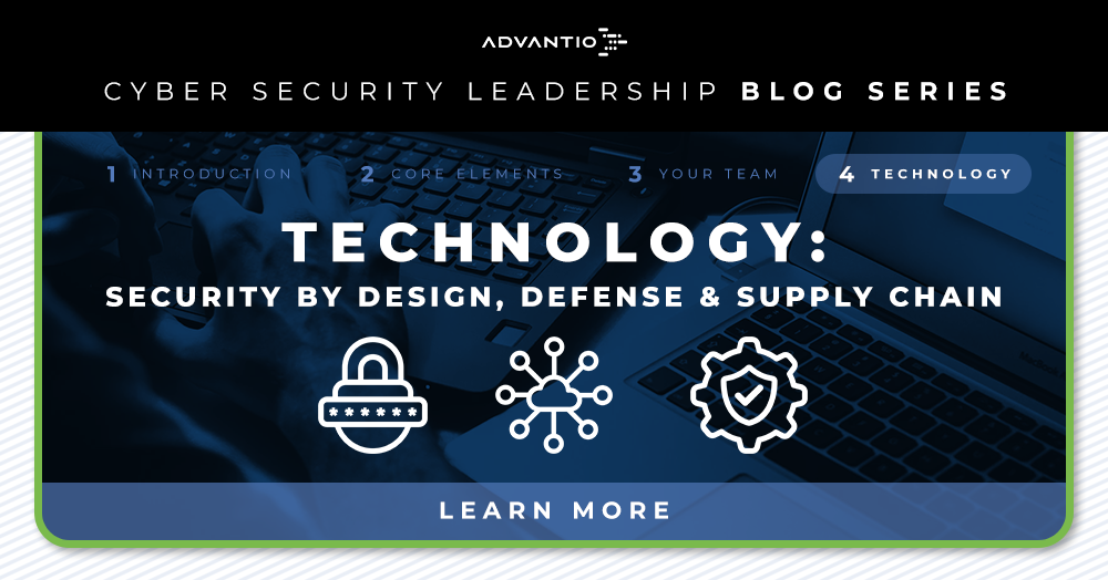 Cyber Leadership Strategy: Technology