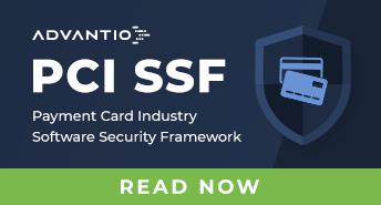 Advantio joins the Elite List of PCI SSF Assessors